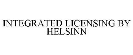 INTEGRATED LICENSING BY HELSINN