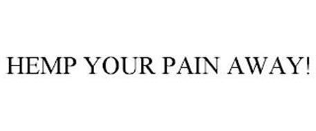 HEMP YOUR PAIN AWAY!