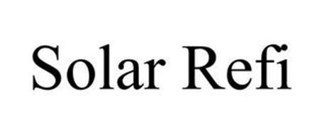 SOLAR REFI