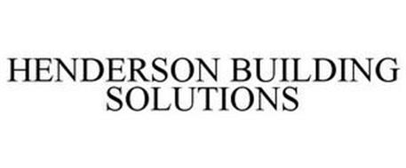 HENDERSON BUILDING SOLUTIONS