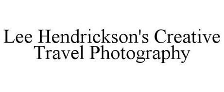 LEE HENDRICKSON'S CREATIVE TRAVEL PHOTOGRAPHY