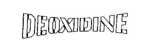 DEOXIDINE