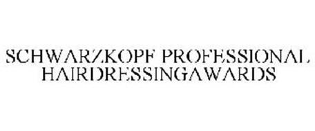 SCHWARZKOPF PROFESSIONAL HAIRDRESSINGAWARDS