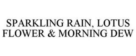 SPARKLING RAIN, LOTUS FLOWER & MORNING DEW