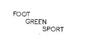 FOOT GREEN SPORT