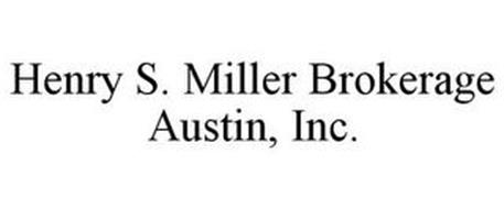 HENRY S. MILLER BROKERAGE AUSTIN, INC.