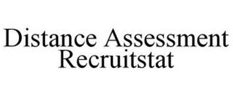 DISTANCE ASSESSMENT RECRUITSTAT