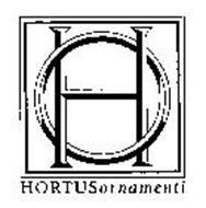 HO HORTUSORNAMENTI