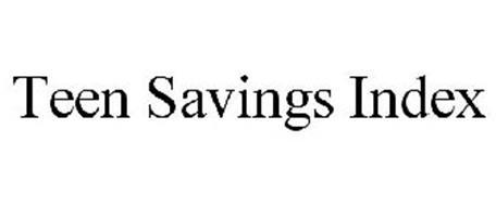 TEEN SAVINGS INDEX