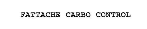 FATTACHE CARBO CONTROL