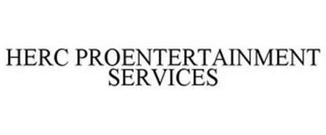 HERC PROENTERTAINMENT SERVICES
