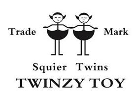 TRADE MARK SQUIER TWINS TWINZY TOYS