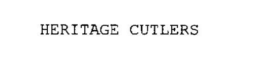 HERITAGE CUTLERS