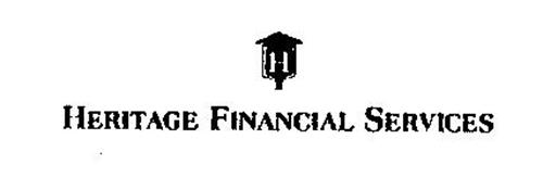 H HERITAGE FINANCIAL SERVICES