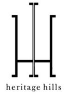 HH HERITAGE HILLS