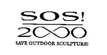 SOS! 2000 SAVE OUTDOOR SCULPTURE!