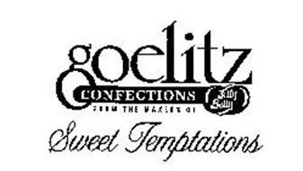 GOELITZ CONFECTIONS FROM THE MAKERS OF JELLY BELLY SWEET TEMPTATIONS