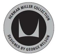 M HERMAN MILLER COLLECTION DESIGNED BY GEORGE NELSON