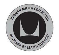 M HERMAN MILLER COLLECTION DESIGNED BY ISAMU NOGUCHI