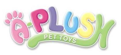 A-PLUSH PET TOYS