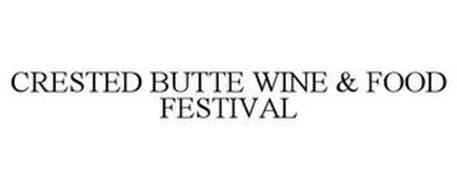CRESTED BUTTE WINE & FOOD FESTIVAL