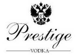 P PRESTIGE VODKA