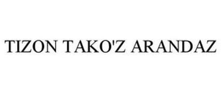 TIZON TAKO'Z ARANDAZ