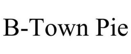 B-TOWN PIE