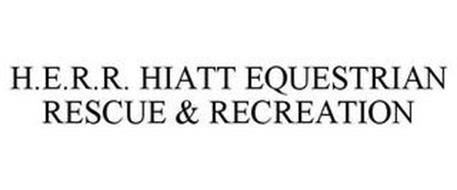 H.E.R.R. HIATT EQUESTRIAN RESCUE & RECREATION