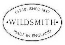 WILDSMITH ESTABLISHED 1847 MADE IN ENGLAND