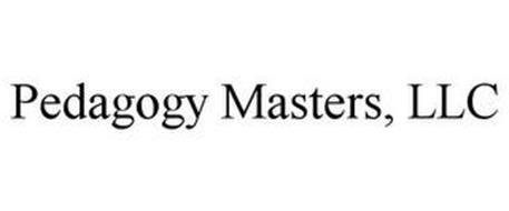 PEDAGOGY MASTERS, LLC
