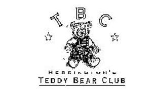 TBC HERRINGTON'S TEDDY BEAR CLUB