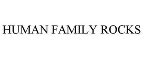 HUMAN FAMILY ROCKS