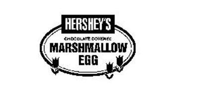 HERSHEY'S CHOCOLATE COVERED MARSHMALLOWEGG