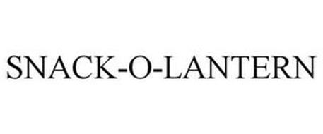 SNACK-O-LANTERN