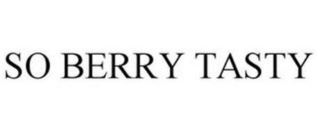 SO BERRY TASTY
