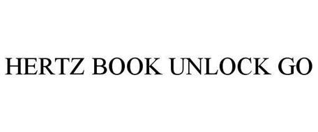HERTZ BOOK UNLOCK GO