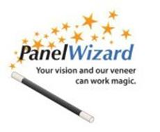 PANELWIZARD YOUR VISION AND OUR VENEER CAN WORK MAGIC.