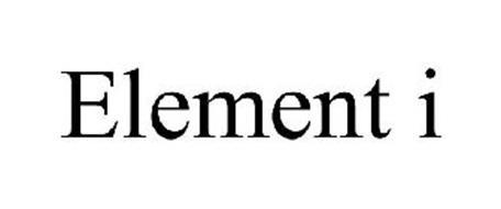 ELEMENT I