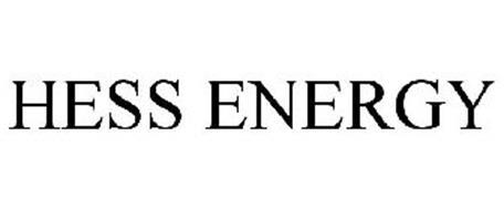 HESS ENERGY