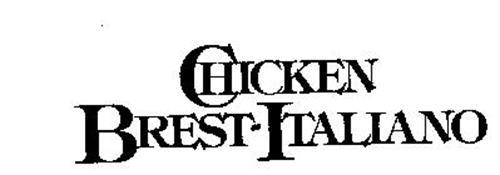 CHICKEN BREST-ITALIANO