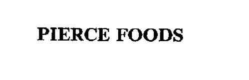 PIERCE FOODS