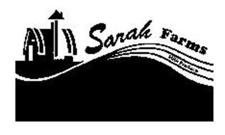 SARAH FARMS MILK PRODUCTS