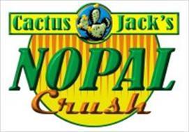 CACTUS JACK'S NOPAL CRUSH