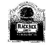 YUKON JACK BLACK JACK LIQUEUR IMPORTED FROM CANADA IMPORTED BOLD, BLACK LICORICE FLAVOR