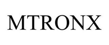 MTRONX