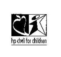 HP CHILI FOR CHILDREN