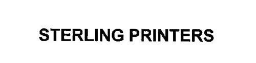 STERLING PRINTERS