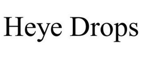 HEYE DROPS