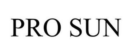 PRO SUN